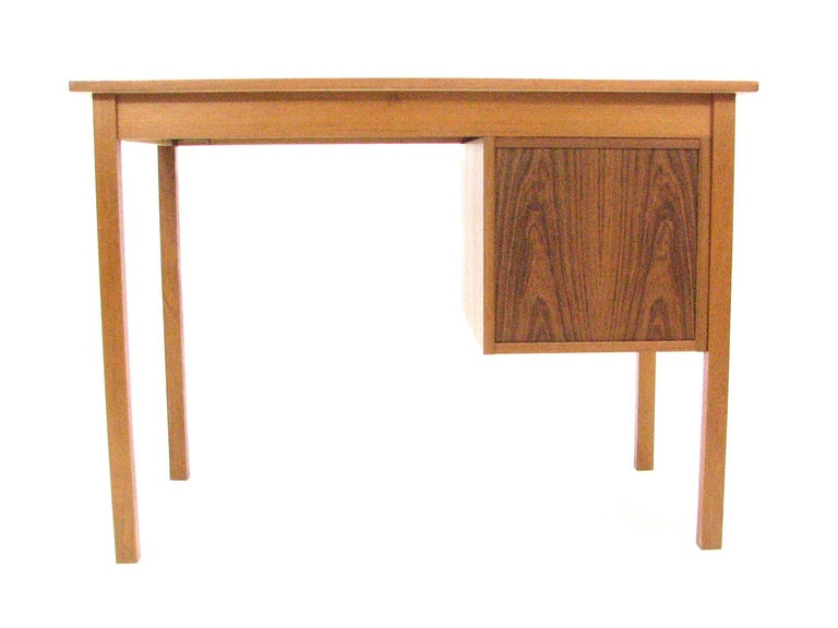 Midcentury Teak Writing Desk by Ejsing Møbelfabrik 7