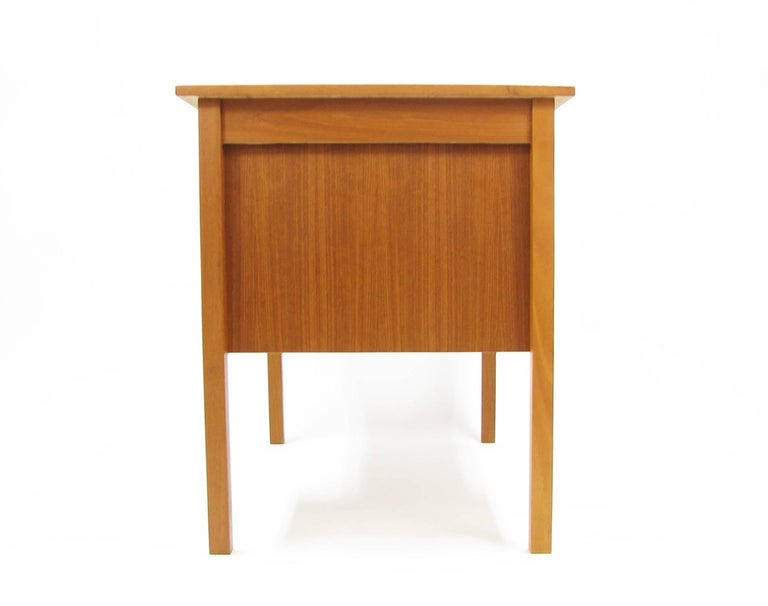 Midcentury Teak Writing Desk by Ejsing Møbelfabrik 6