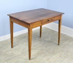 Antique Cherry Writing Table