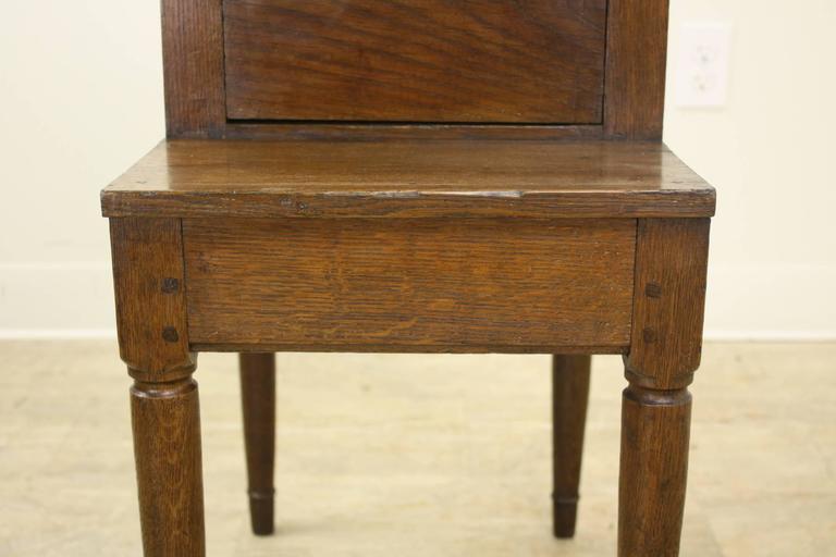 Antique French Oak Side Cabinet For Sale 1
