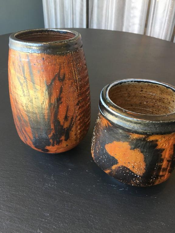 Late 20th Century Otto and Vivika Heino Vase For Sale