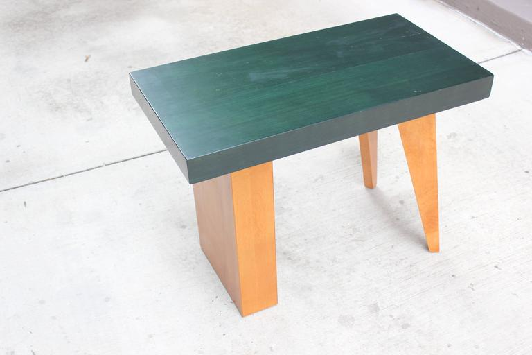 Mid-20th Century 1940s California Modern Table For Sale