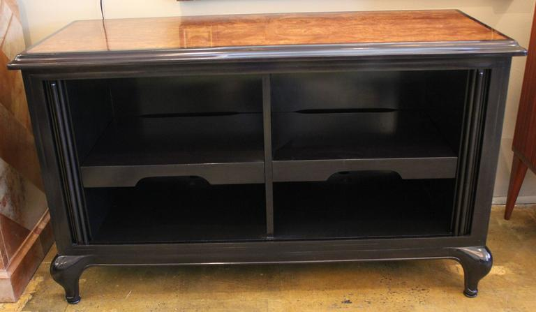 Monteverdi Young roll out front cabinet.