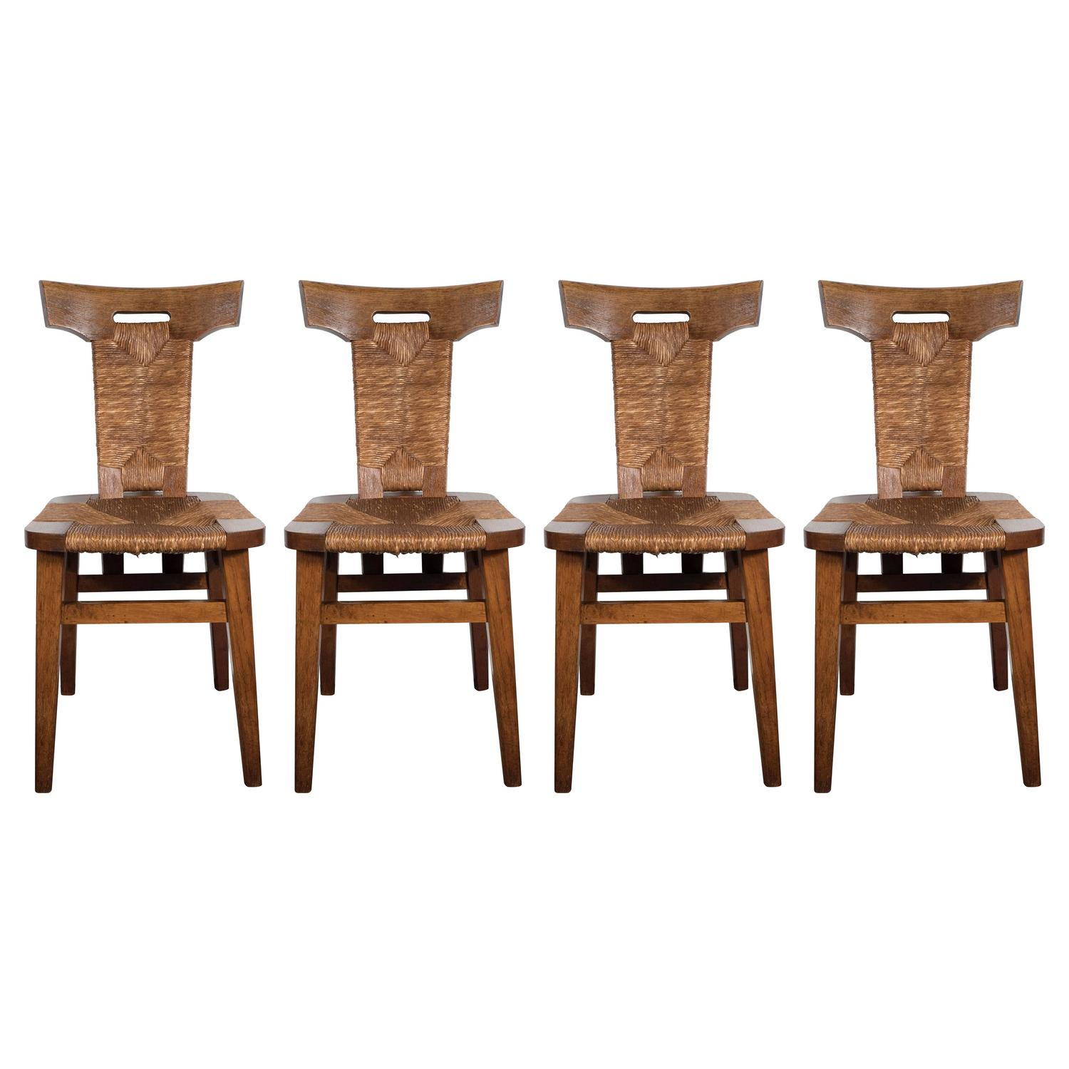 German Dining Room Chairs - 59 For Sale at 1stdibs