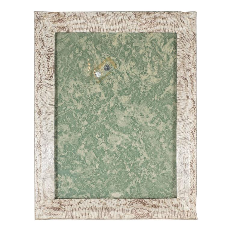 Photo Frame in Porcelain by Tommaso Barbi For Sale at 1stdibs