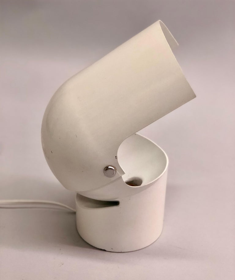 Italian Mid-Century Modern Design 'Pileino' Table Lamp by Gae Aulenti & Artemide For Sale 2
