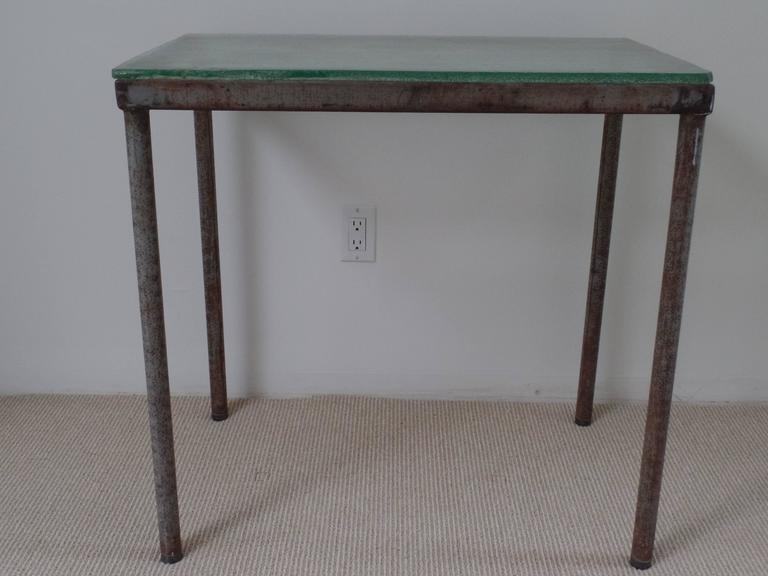 Important Modernist Prototype Desk & Chair by U.A.M. Attributed to Le Corbusier For Sale 2