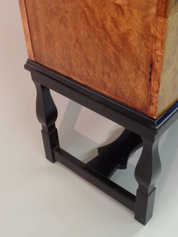 Swedish Mid-Century Modern 'Haga' Sideboard, Carl Malmsten for Waldorf Astoria  For Sale 4