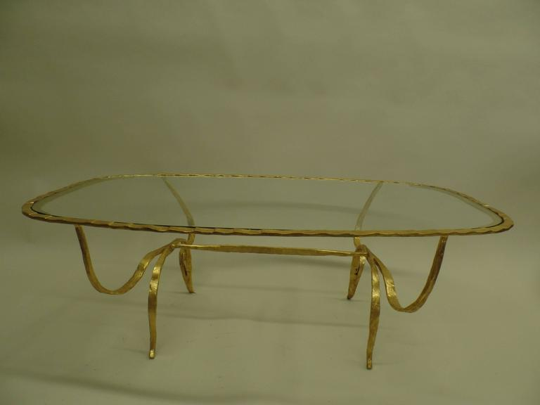 Important Italian Mid-Century Modern Coffee Table by Giovanni Banci 2