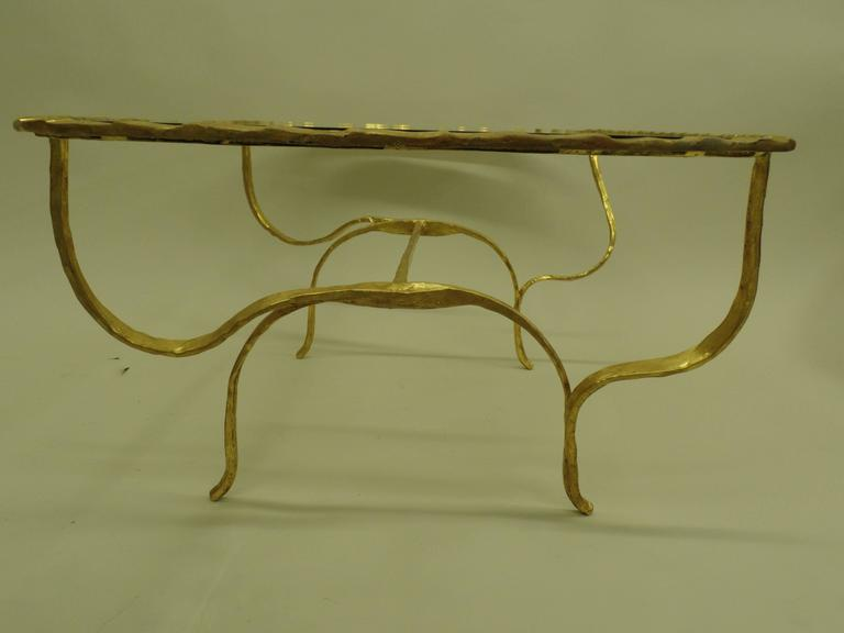 Important Italian Mid-Century Modern Coffee Table by Giovanni Banci 6
