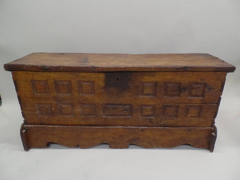 French Directoire Coffer or Chest, circa 1795 2