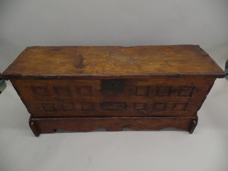 French Directoire Coffer or Chest, circa 1795 3