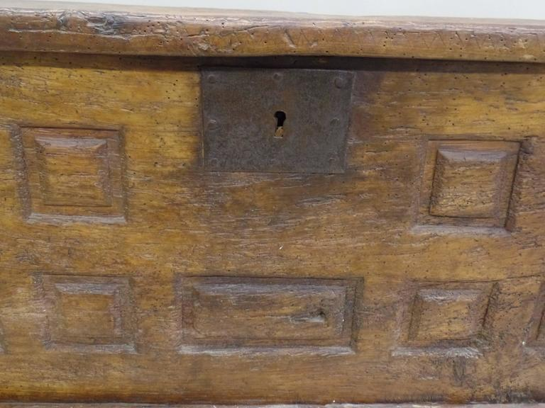 French Directoire Coffer or Chest, circa 1795 6