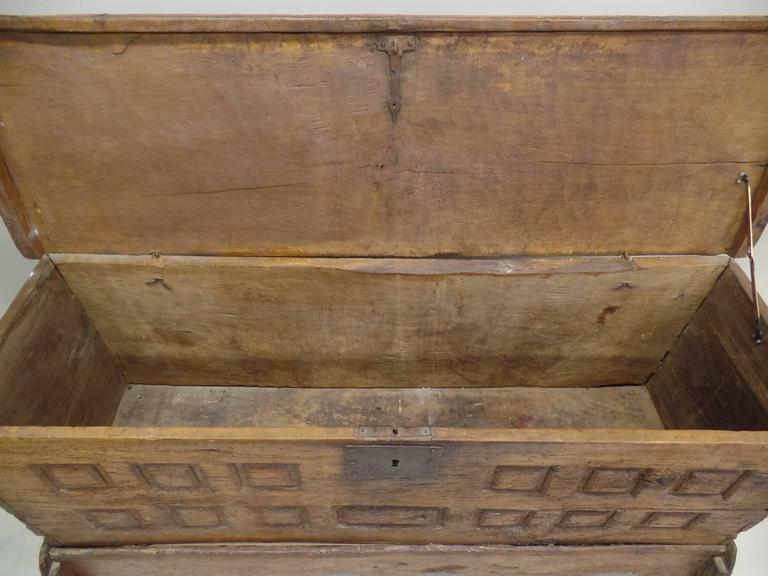 French Directoire Coffer or Chest, circa 1795 9