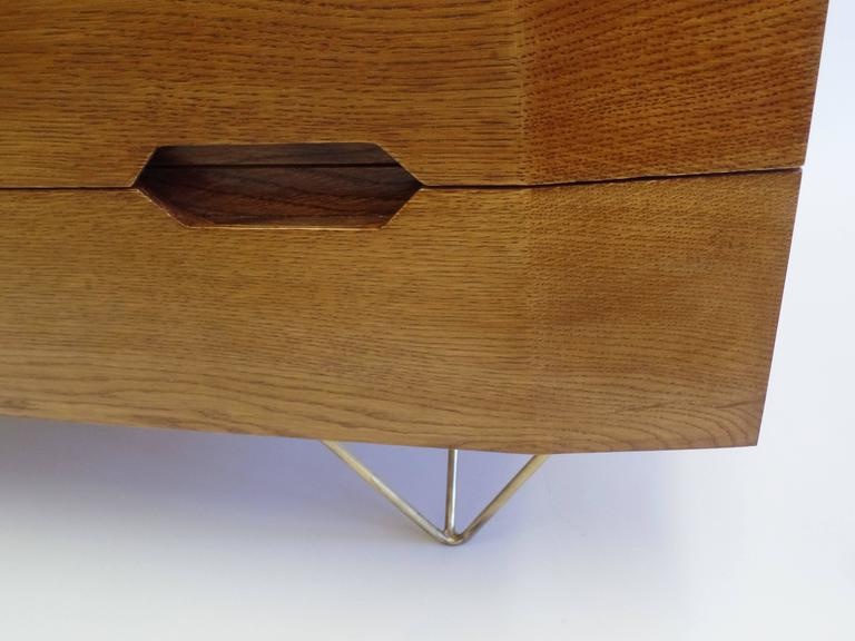 Two Important Italian Commodes or Chests of Drawers Circle of Gio Ponti 9