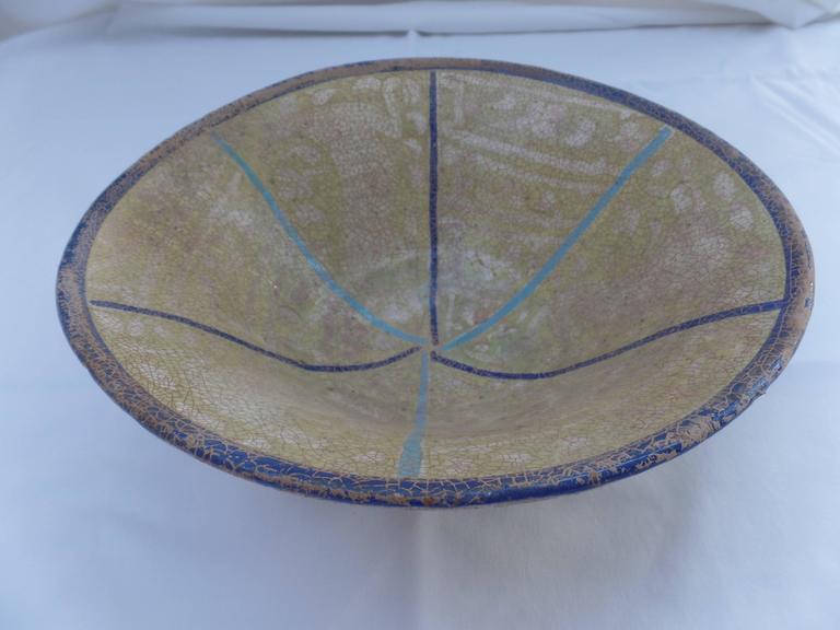 Minimalist Persian Sultanabad Bowl, circa 10th Century 3