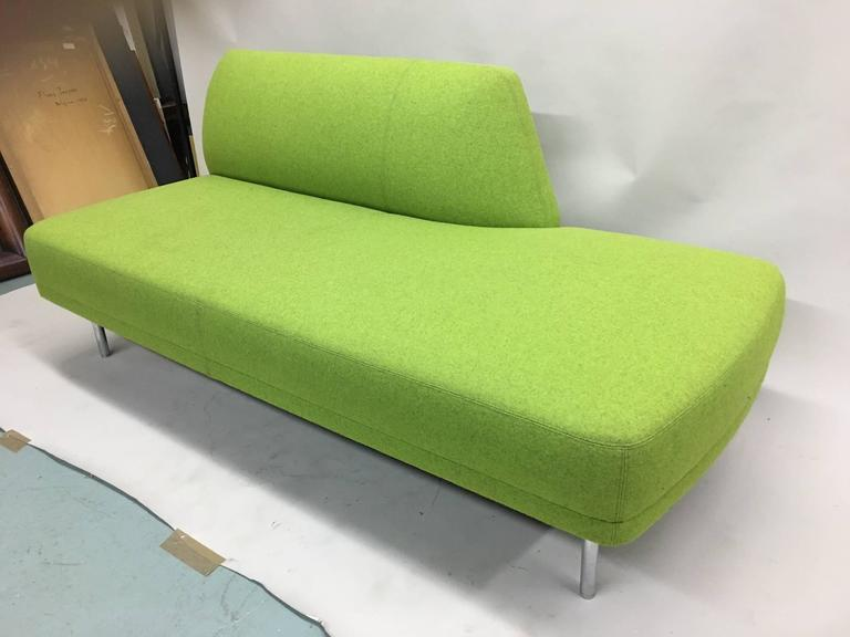 Italian Design Mid Century Modern Style Sofa, Love Seat And Bench In Good  Condition