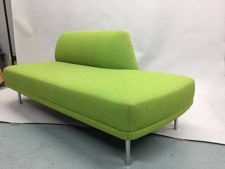 Italian Design Mid Century Modern Style Sofa, Love Seat And Bench For Sale 1