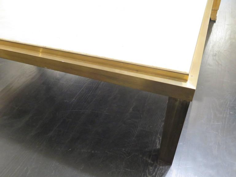 Mid-Century French Bronze Table For Sale 2