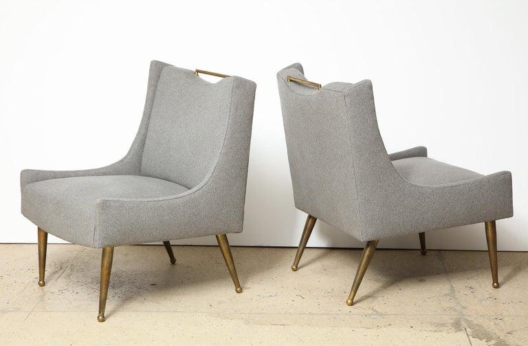 American Paul McCobb Slipper Chairs For Sale