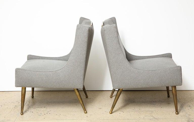 20th Century Paul McCobb Slipper Chairs For Sale