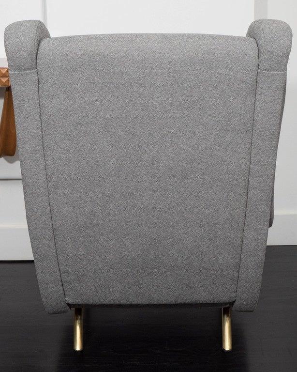 Marco Zanuso Senior Chair For Sale 1