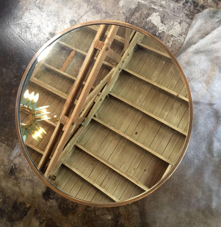 French Art Deco Coffee Table, Attributed to Jean Michel Frank, 1930s For Sale 2
