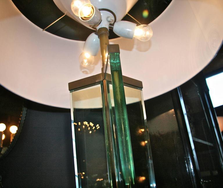 Mid-20th Century Italian Fontana Arte Floor Light For Sale