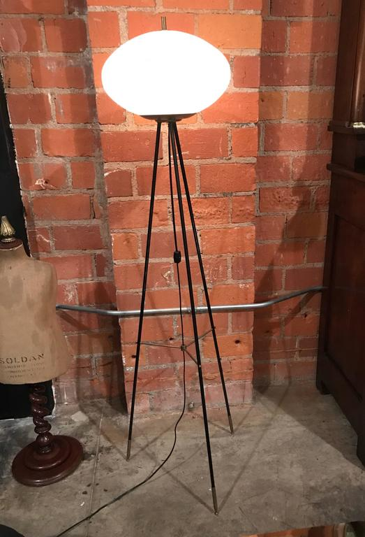 Stilnovo Tripod Floor Lamp, Italy, 1960s For Sale 5