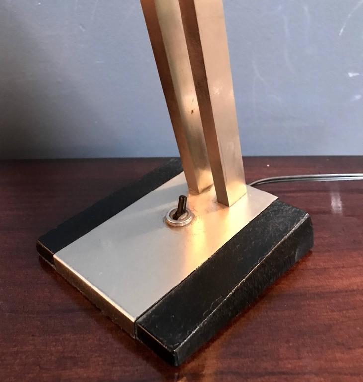 Italian 1950s Stilnovo Desk Lamp For Sale 1
