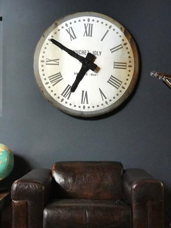 One Belgian Clock For Sale 2