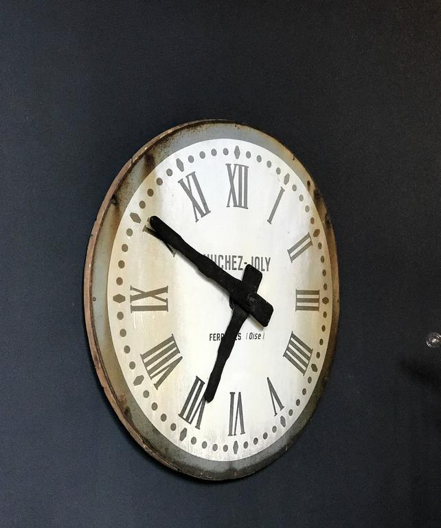 One Belgian Clock For Sale 1