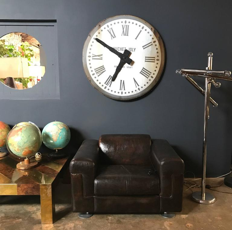 One Belgian Clock For Sale 3