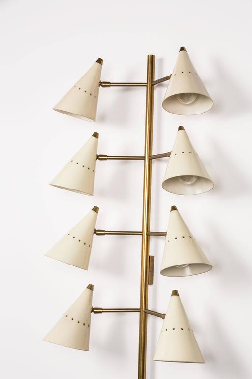 Mid-20th Century Wall Lights by Stilnovo For Sale