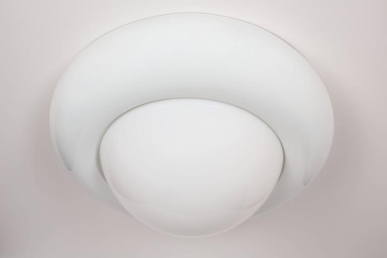 Valenti Flush Mount Ceiling Lights In Excellent Condition For Sale In Los Angeles, CA