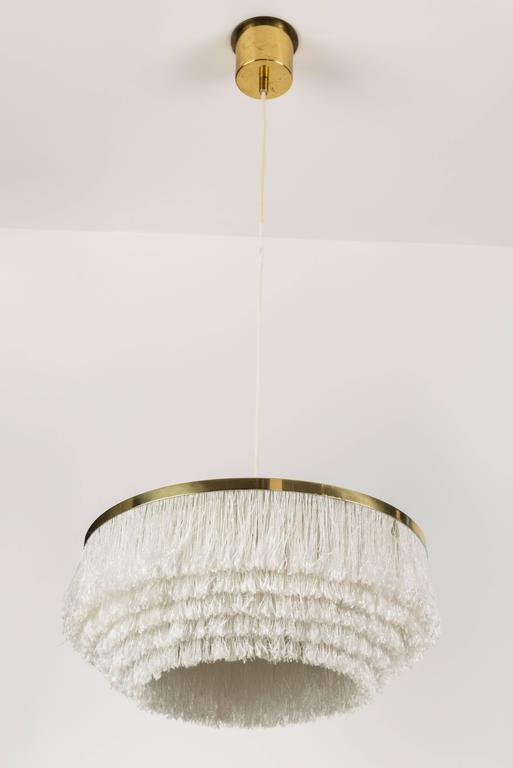 Pair of Fringe Pendants by Hans Agne Jakobsson, Markaryd 5