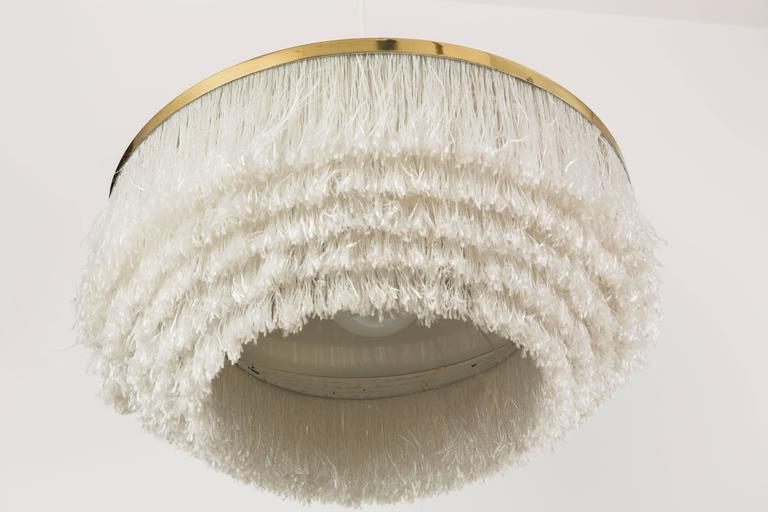 Pair of Fringe Pendants by Hans Agne Jakobsson, Markaryd 6