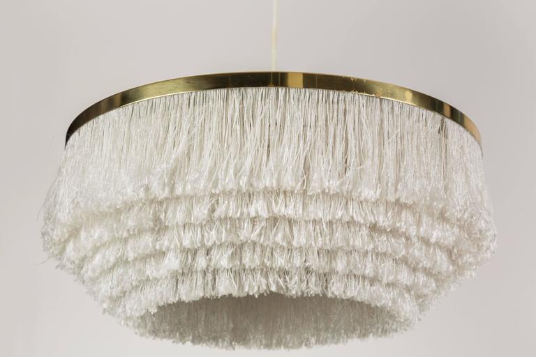 Pair of Fringe Pendants by Hans Agne Jakobsson, Markaryd 8