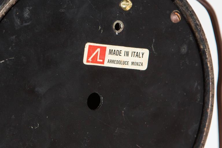 Rare Model 1076 Trittico Floor Lamp by Angelo Lelli for Arredoluce  For Sale 3