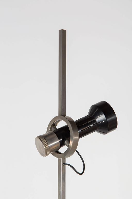 Rare Model 1076 Trittico Floor Lamp by Angelo Lelli for Arredoluce  For Sale 1