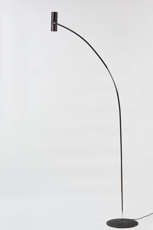 American Floor Lamp by Robert Sonneman For Sale