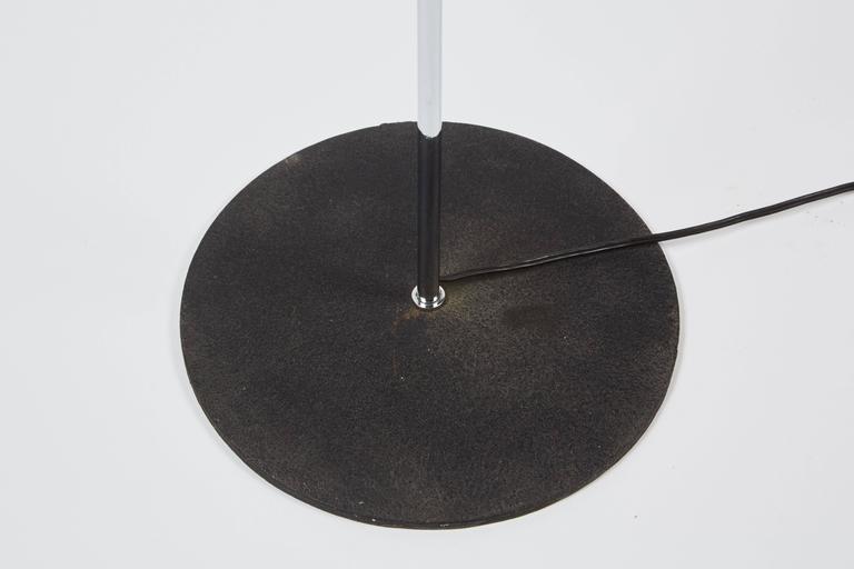 Metal Floor Lamp by Robert Sonneman For Sale
