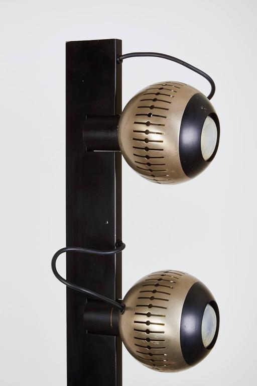 Rare Floor Lamp by Angelo Lelli for Arredoluce 6