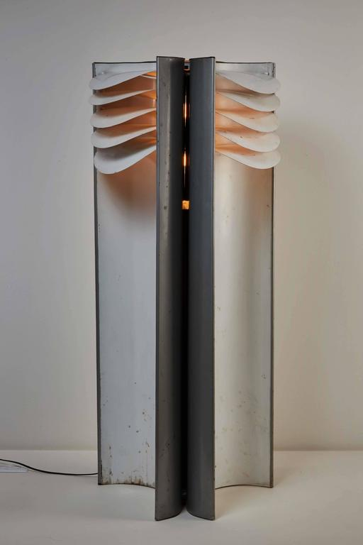 """Rare """"Falena"""" Floor Lamp by Mario Bellini for Candle 5"""