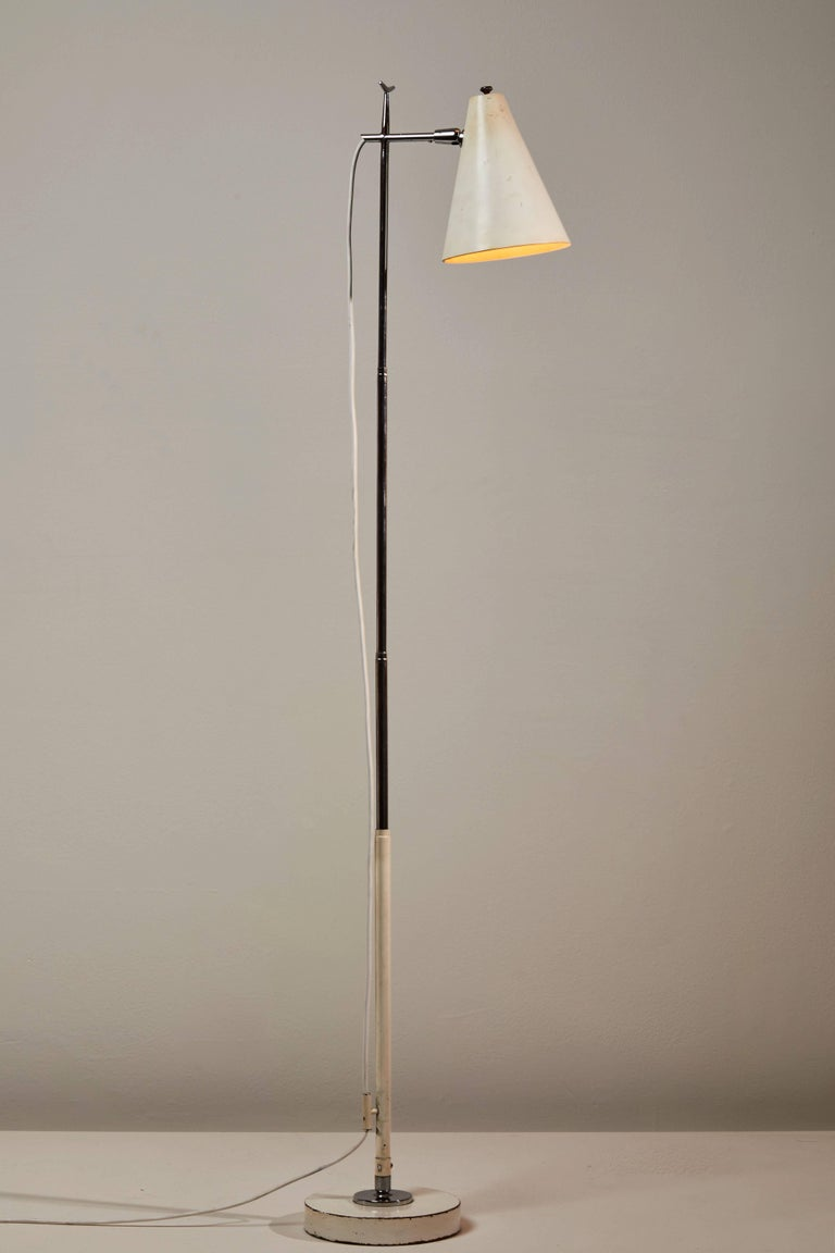 Floor/Table Lamp by Giuseppe Ostuni for Oluce In Excellent Condition For Sale In Los Angeles, CA