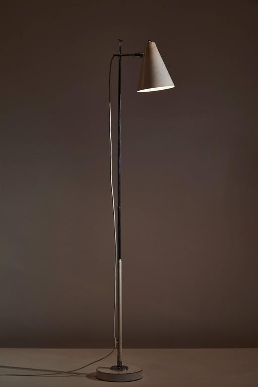 Italian Floor/Table Lamp by Giuseppe Ostuni for Oluce For Sale