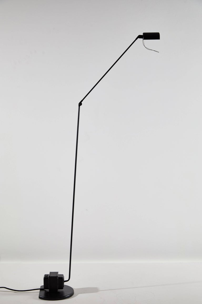 Daphine Terra Floor Lamp by Tommaso Cimini In Excellent Condition For Sale In Los Angeles, CA