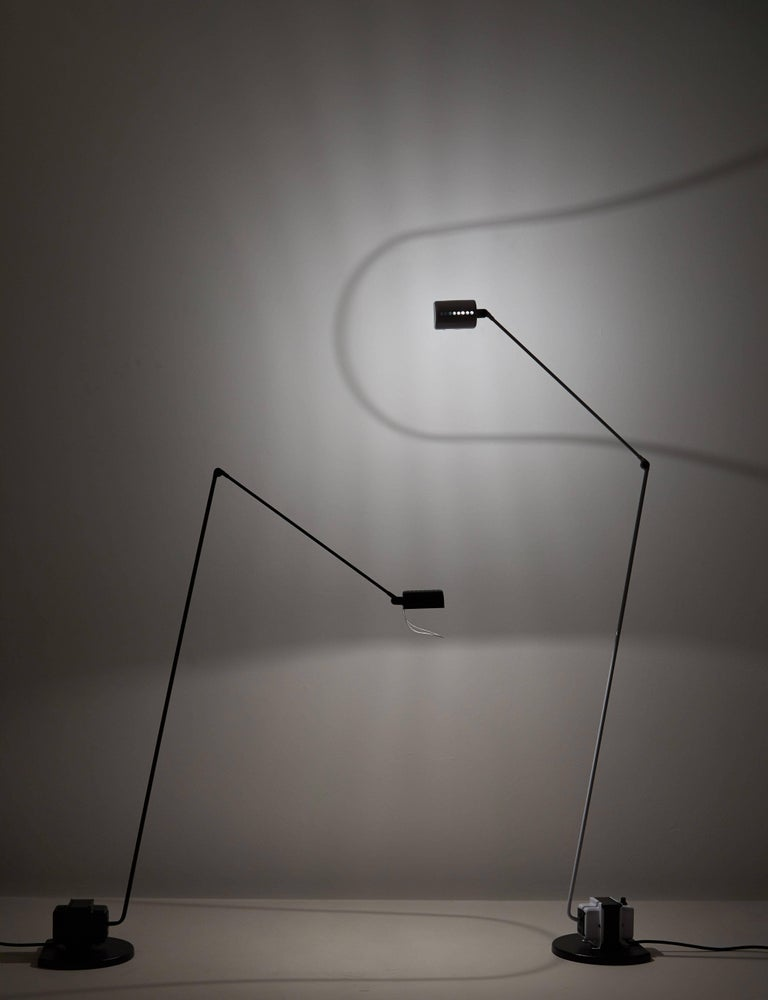 Daphine Terra Floor Lamp by Tommaso Cimini 2