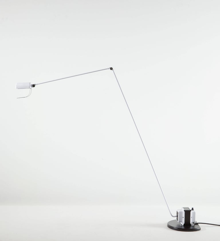 Italian Daphine Terra Floor Lamp by Tommaso Cimini For Sale