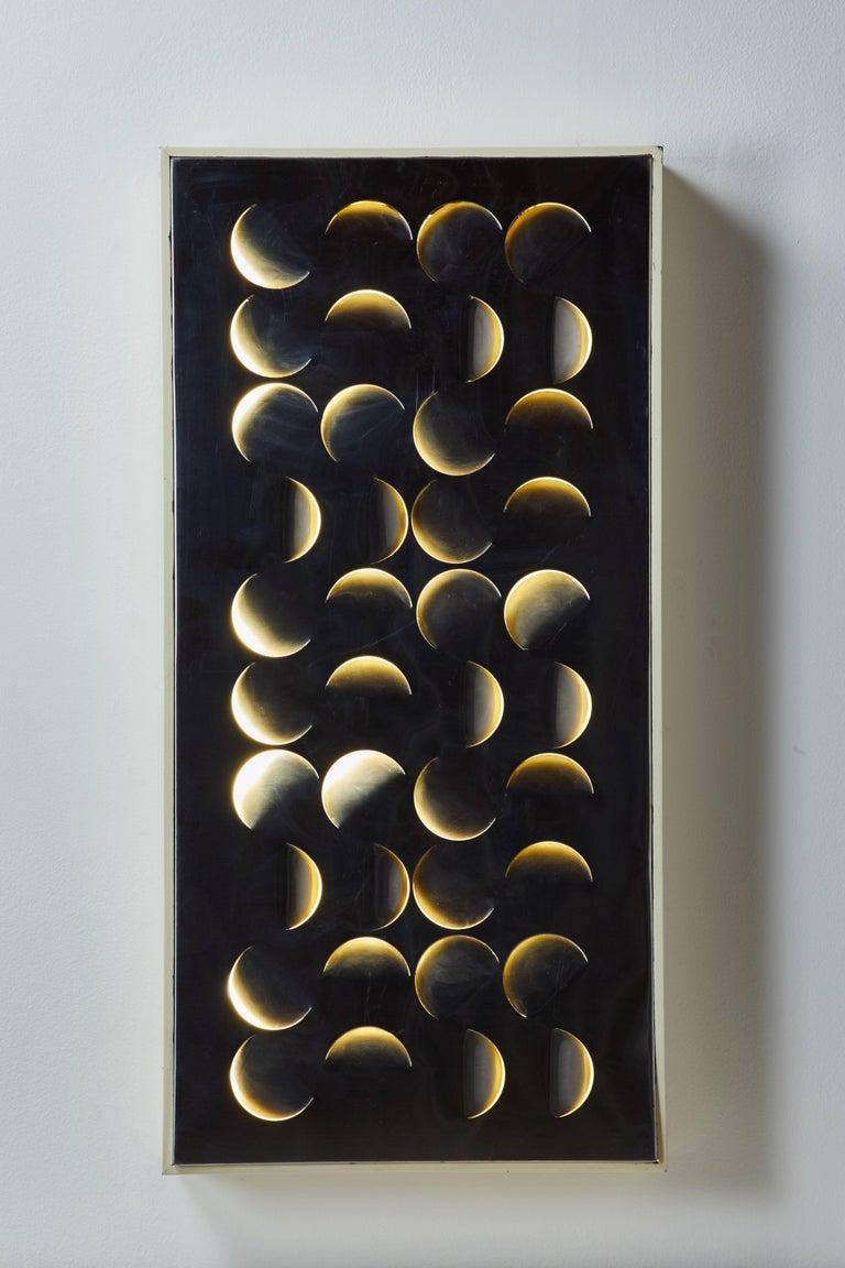 """Arabesco"" Wall Light by Giacomo Benevelli for Missaglia 7"